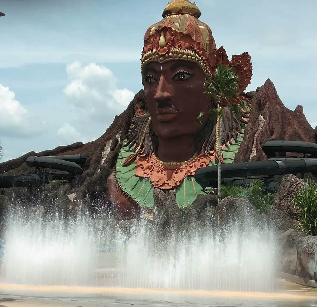 Promo Pandawa Water World Solo