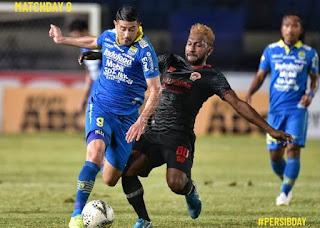 Persib Bandung vs Kalteng Putra 2-0 Video Gol & Highlights