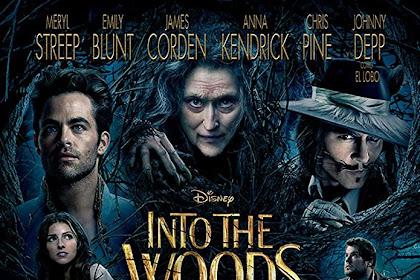 Into the Woods (2014) Sinopsis, Informasi