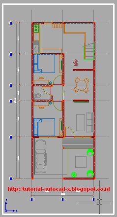 Cara Membuat Kop Di Layout Autocad : membuat, layout, autocad, Setting, Tampilan, Layer, Dalam, Viewport, Layout, Tutorial, Autocad