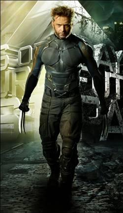 Wolverine en X-Men Días del futuro pasado