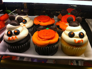 Disney World Cupcakes