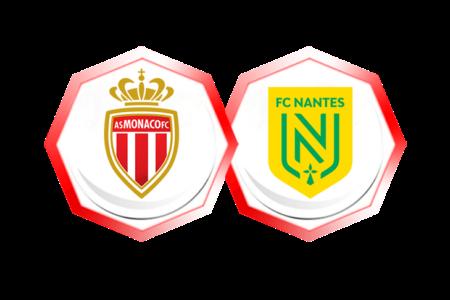 نتيجة مباراة موناكو ونانت اليوم 13-09-2020 في الدوري الفرنسي