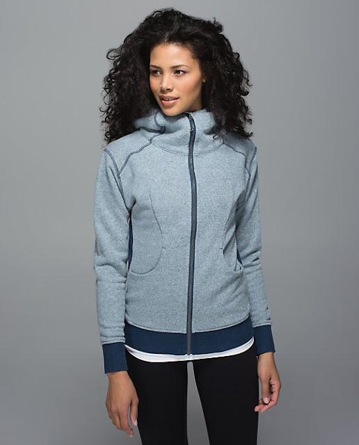lululemon on-the-daily-hoodie poseidon