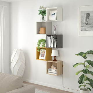 Percantik Ruangan dengan Furniture Hiasan Menarik