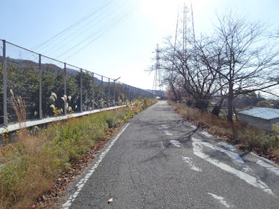 JR津田駅から源氏の滝・白旗池(交野市いきものふれあいの里)までの道のり