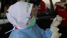 LBM PCNU Malang: Membangkang Vaksinasi Hukumnya Berdosa