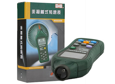 Darmatek Jual Mastech MS-6208B Tachometer