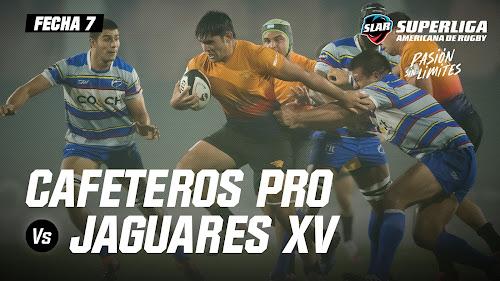 Jaguares XV imparables para Cafeteros Pro