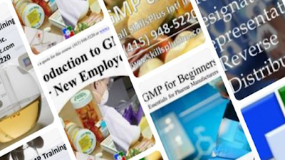 SkillsPlus International Inc. presents:  Online Training. California Designated Representative. California HMDR Exemptee. FDA cGMP GMP. Online training programs, courses, classes. Wholesalers. 3PL. Reverse distributors. Home medical device retailers. Pharmaceutical. Medical device.