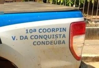 Mulher grávida é morta a golpes de enxada e namorado é preso em Condeúba
