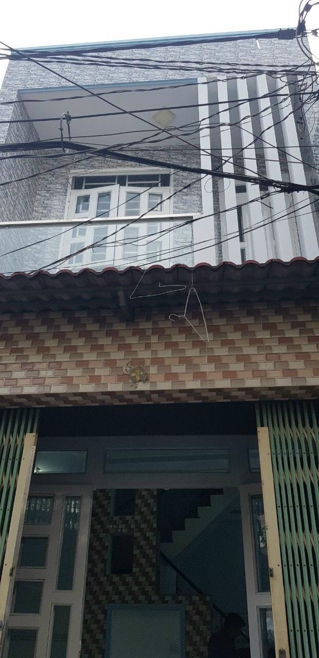Bán nhà đường Chiến Lược quận Bình Tân dưới 4 tỷ, gần chợ Bình Trị Đông mới