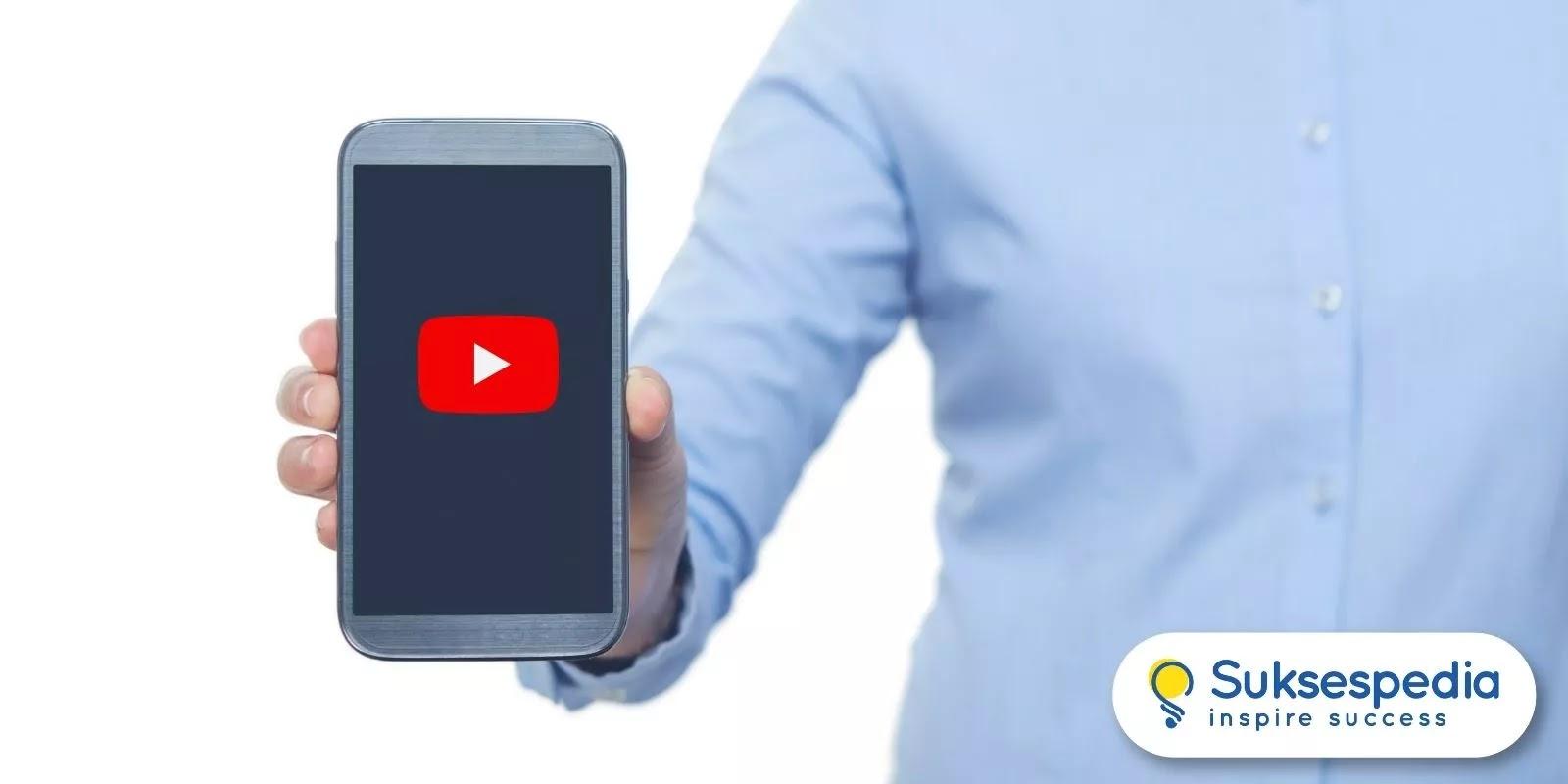 Ini Dia: Tutorial Paling Mudah Cara Membuat Channel YouTube di Android