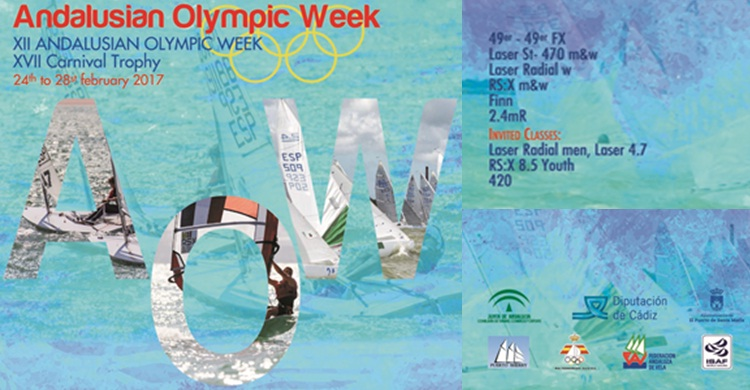 Andalusian Olympic Week Bay of Cadiz