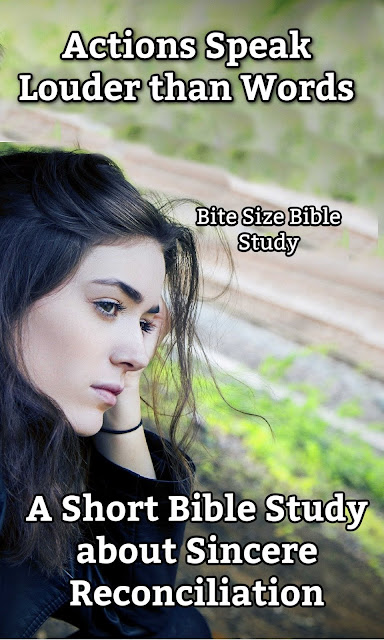 This short Bible study offers 7 important Biblical concepts to remember when approaching difficult relationships.