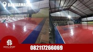 Jual Lantai Lapangan Interlock Futsal Banjarmasin