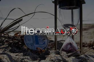 LITECOINADS - Milhares de Moedas LiteCoin Por Dia