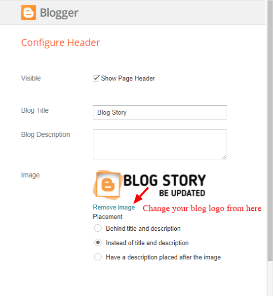 Blog Story Documentation