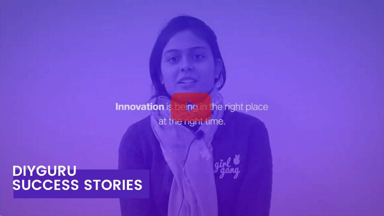 DIYguru Success Stories | Alumni Speaks Video 2019-20