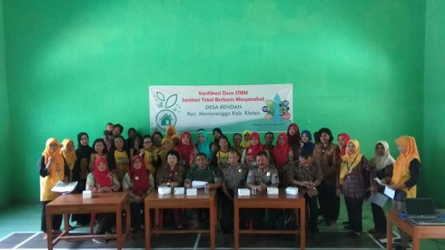 Monitoring Dan Evaluasi Sanitasi Berbasis Masyarakat