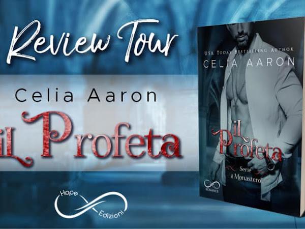 *Review Tour* Il profeta- serie Il monastero #2 di Celia Aaron [Hope edizioni]