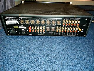 Mcintosh Mc 45 pre amp (Used) IMG20210428100819