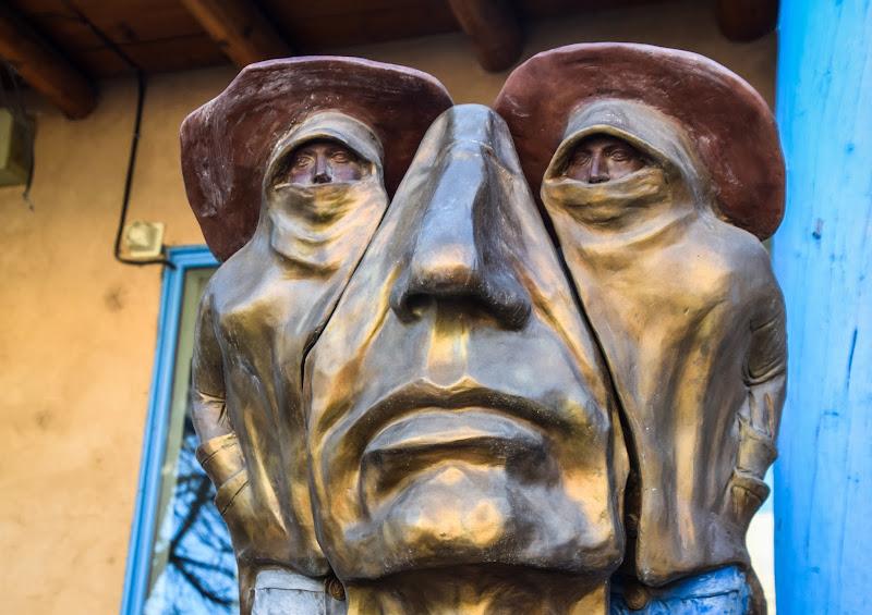 Galerías de arte en Taos