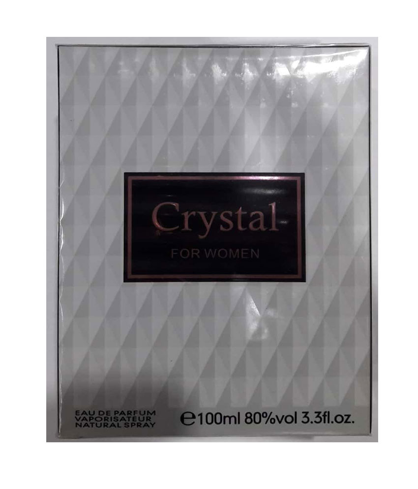 Crystal For Women Sellion Perfume 100 ML