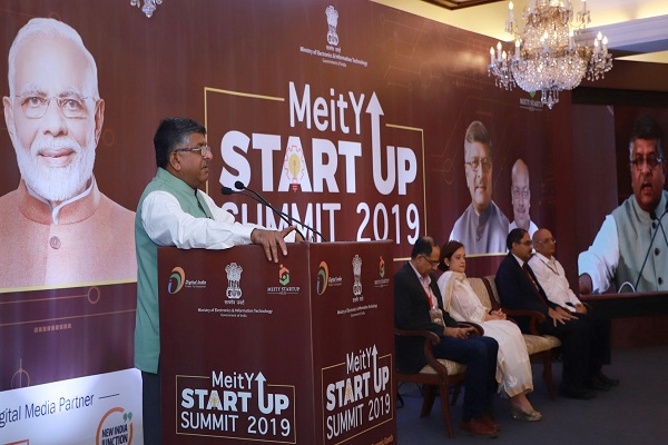 Meity Start-Up Summit, Daily Current Affairs: 25th October 2019