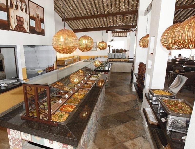 Naf Naf Praia de Jacumã, valor do buffet livre