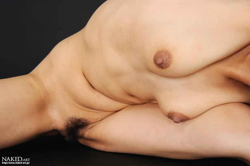 NakedArt-424 Naked-Art No.00424 Chihiro Asai 浅井千尋