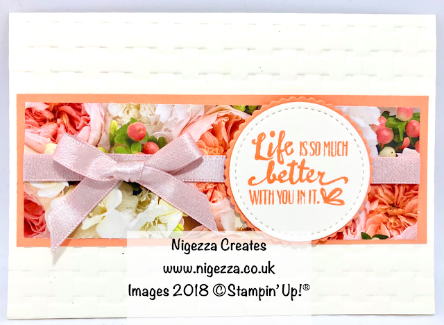 Nigezza Creates My Stampin' Up! Retiring Favourites: Petal Promenade