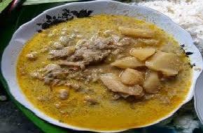sayur ares lombok