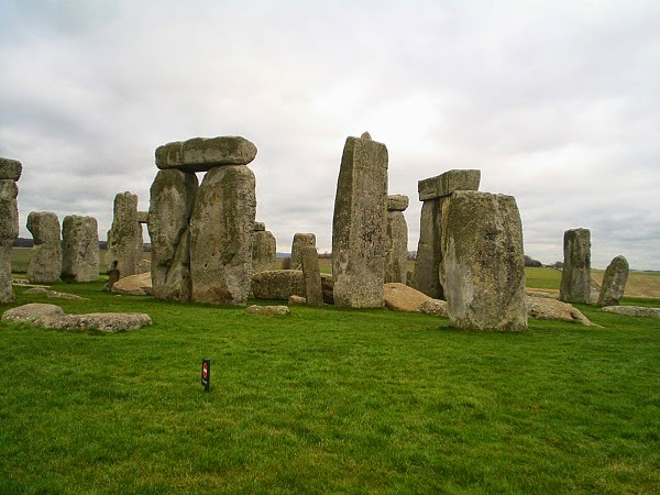Stonehenge close look