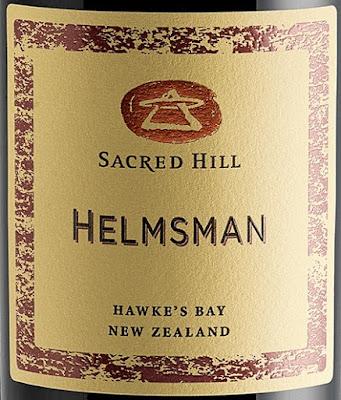 Sacred Hill Helmsman label shot ©LeDomduVin 2020
