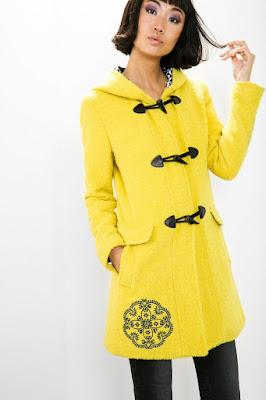 0001857786c Moda   Complementos  MODA   ROPA - DESIGUAL 57E2LB6 Trenca Yellow ...