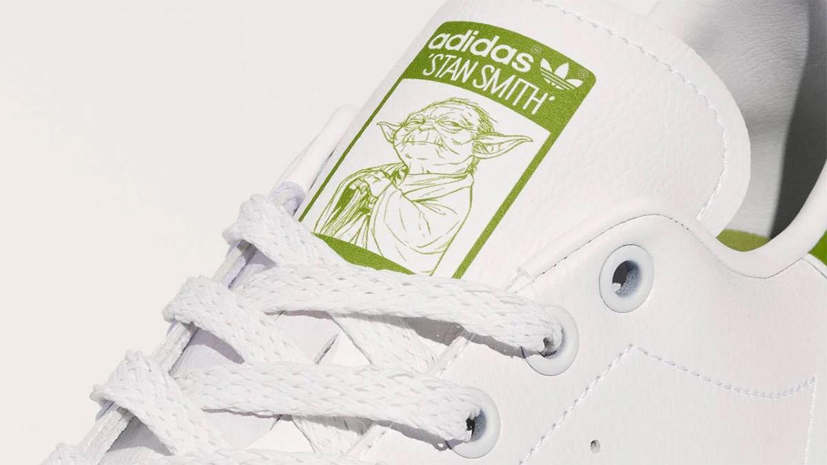 Adidas lança tênis do Mestre Yoda