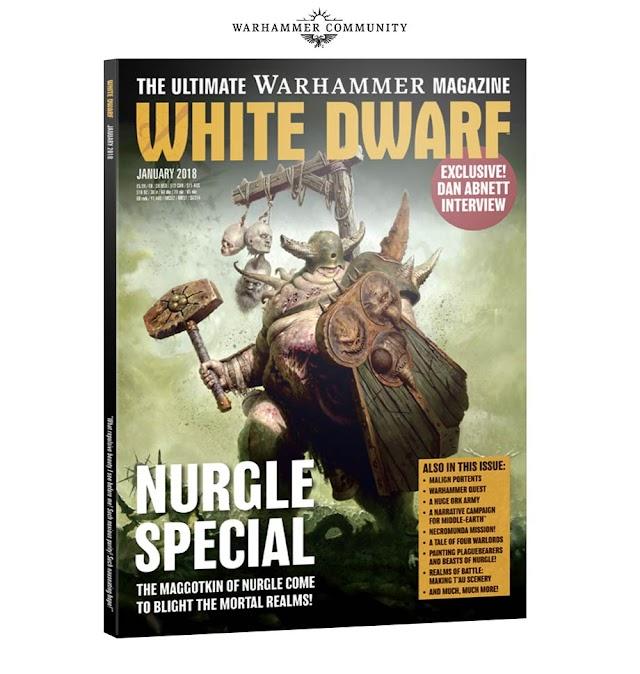 January White Dwarf Preview