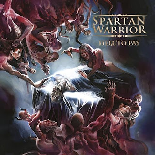"Spartan Warrior - ""Covered In Lust"" (audio) from the album ""Hell to Pay"""