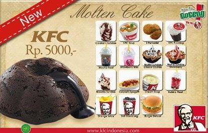 Daftar Harga Menu KFC Indonesia 2018