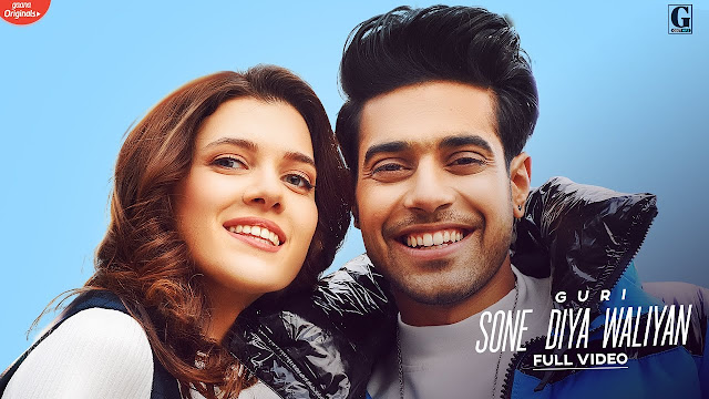 सोने दियां वालियां Sone diya waliyan lyrics in hindi - Guri