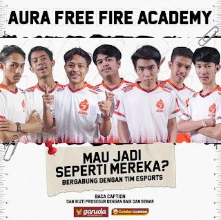 Aura Free Fire Academy