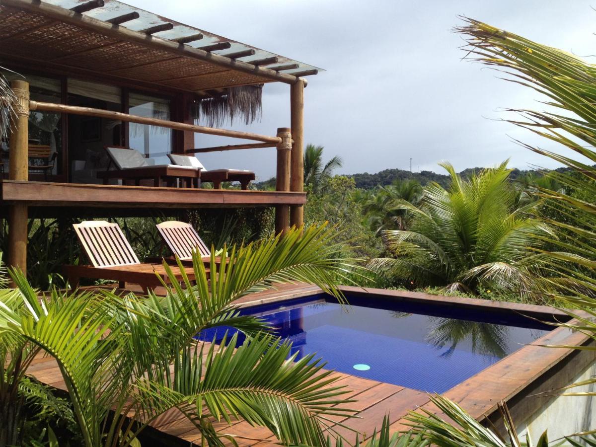 7 de setembro: Txai Resort Itacaré