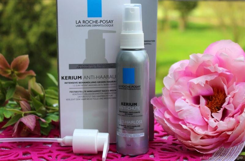 la roche posay kerium przeciw wypadaniu włosów