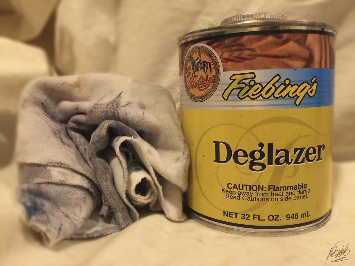 Fiebing's Deglazer