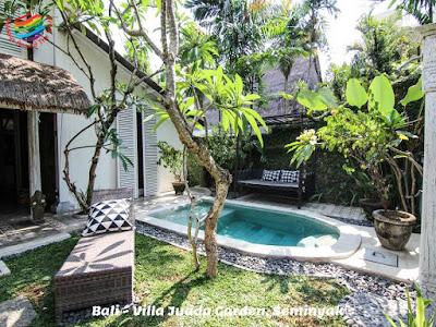 Bali - Villa Juada Garden, Seminyak