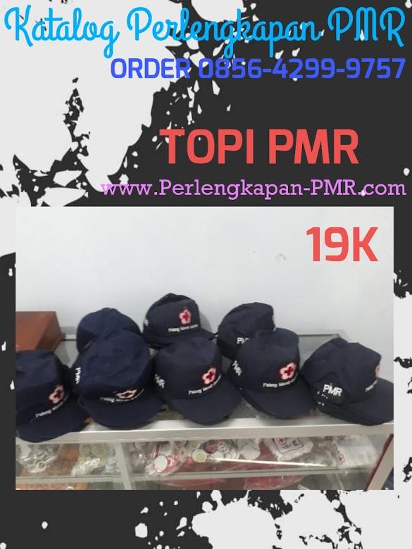 Toko Jual Online Topi PMR, Slayer PMR dan Badge PMR