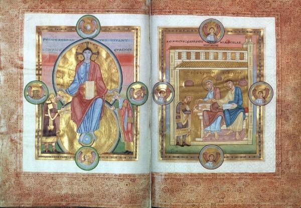 صلوات هنري الأسد - The Gospels of Henry the Lion