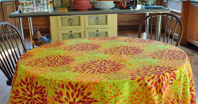 Tablecloths From The Little Round Table Town And Country