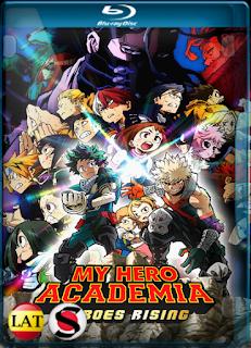My Hero Academia: El Despertar de los Héroes (2019) REMUX 1080P LATINO/ESPAÑOL/INGLES/JAPONES